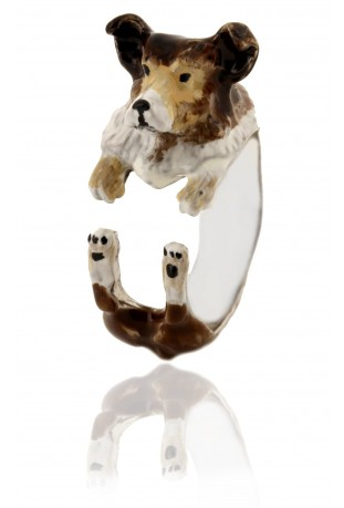 Anello Cane - Collie
